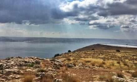 Galilee Sun Rays